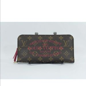 Louis Vuitton Ikat Insolite wallet. Ltd ed,  HTF